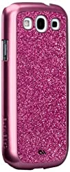 Case-Mate Glam CM021398 Barely There Case for Samsung Galaxy S3 (Pink)