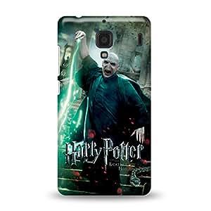 Warner Bros Harry Potter-Voldermost Back Cover for Xiaomi Redmi 1S (Multicolor)