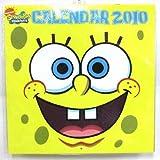2010年 スポンジ・ボブ ウォールカレンダー(L)