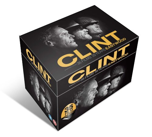 Clint Eastwood: 35 Films 35 Years [DVD] [2010]