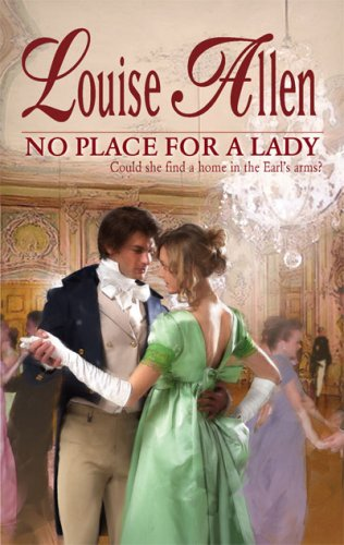 Image for No Place For A Lady (Harlequin Historical Series)
