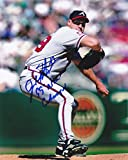 Signed John Rocker Photo - 99 NL CHAMPS 8x10 - Autographed MLB Photos