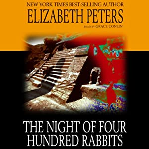 The Night of Four Hundred Rabbits Hörbuch