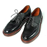 (オールデン) ALDEN NORWEGIAN FRONT OXFORD-REGINA GRAIN 29652 1.BLACK US9H