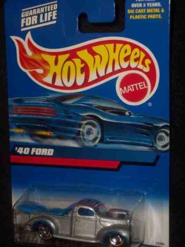 #2000-192 40 Ford Collectible Collector Car Mattel Hot Wheels 1:64 Scale