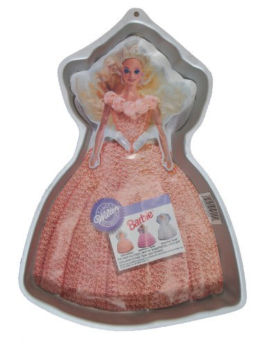 Wilton Barbie Doll Cake Pan