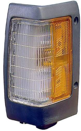 Depo 315-1506L-AS2 Nissan Pickup Driver Side Replacement Side Marker Lamp Assembly (1996 Nissan D21 Mirrors compare prices)