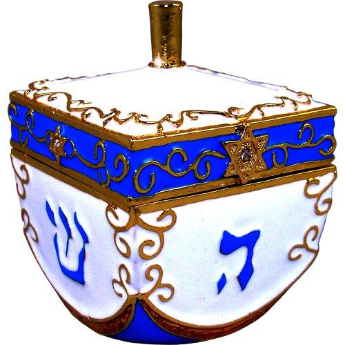 Toys For Hanukkah : Objet d art release quot dreidel jewish toy top icon