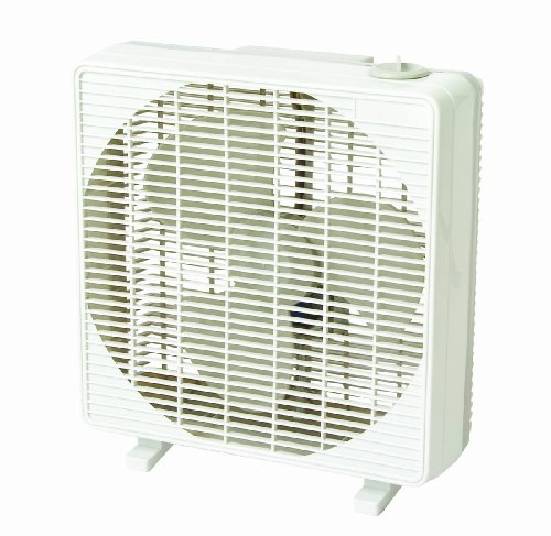 NEW WindStream 10 inch Box Fan / Table Fan 1285