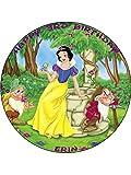 Disney Princess Snow White 7.5