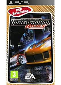 Need for speed : underground rivals - collection essentials