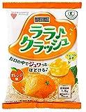 [トクホ]マンナンライフ 蒟蒻畑ララクラッシュ オレンジ味24gx8個×12袋 マンナン マンナンライフ