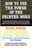 How Use the Power of the Printed Word (0385182155) by Malcolm Forbes