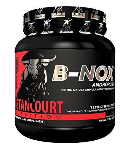 Betancourt Nutrition - B-Nox Pre Workout Drink Mix, Grape 35 servings (Preworkout Grape compare prices)
