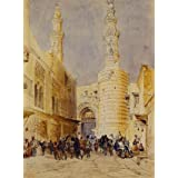 Bab Zuwiek, by William Henry Bartlett (V&A Custom Print)