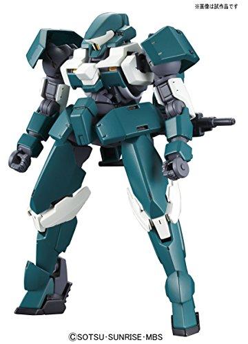 HG機動戦士ガンダム 鉄血のオルフェンズ ギャラルホルン量産型MS A(仮) 1/144スケール 色分け済みプラモデル