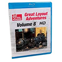 Great Layout Adventures Vol. 8 HD