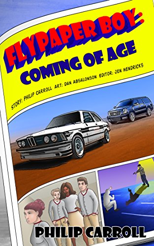 Flypaper Boy: Coming Of Age by Philip Carroll ebook deal