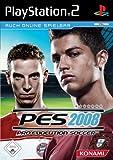 echange, troc PES 2008 - Pro Evolution Soccer [import allemand]
