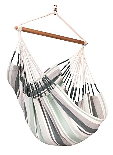 La Siesta Paloma Colombian Hammock Chair, Large, Olive (Discontinued By Manufacturer)