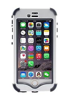 "buy Lifebox Iphone 6/6S Rugged Protection Case - Waterproof Dustproof Shockproof Snowproof Crash Proof - Retail Packaging - Apple Iphone 6 4.7"" (White)"