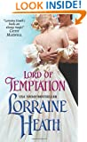 Lord of Temptation (Lost Lords of Pembrook)