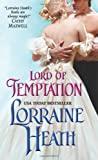 Lord of Temptation (0062100025) by Heath, Lorraine