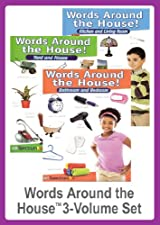 Words Around the House, 3 Volume Set