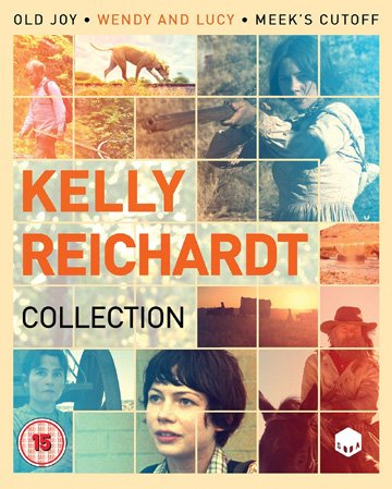 Kelly Reichardt Collection - 3-Disc Set ( Old Joy / Wendy and Lucy / Meek's Cutoff ) [ Blu-Ray, Reg.A/B/C Import - United Kingdom ] (Old Joy compare prices)