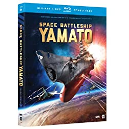 Space Battleship Yamato: Movie (Blu-ray/DVD Combo)