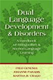 Dual Language Development and Disorders