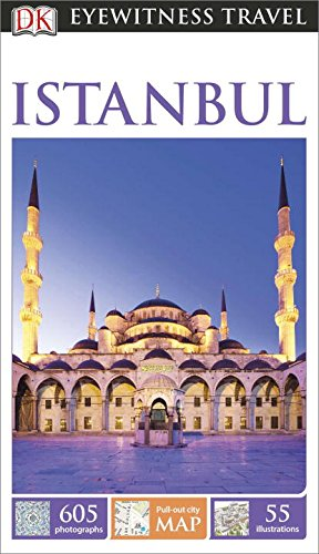 Istanbul (Dk Eyewitness Travel Guides Istanbul)
