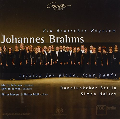 BRAHMS / MAYERS,PHILIP / HALSEY,SIMON