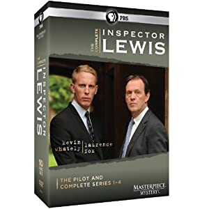 Masterpiece Mystery: Complete Inspector Lewis