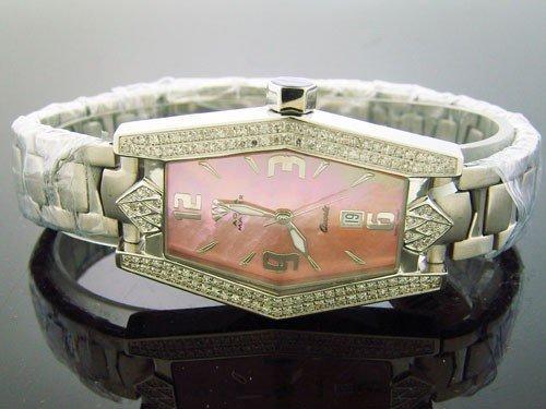 AQUA MASTER AM-1.50Pink - Reloj de pulsera mujer