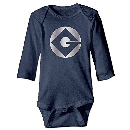Boys-Girls-Despicable-Me-Gru-Symbol-Long-Sleeves-Romper-Jumpsuit