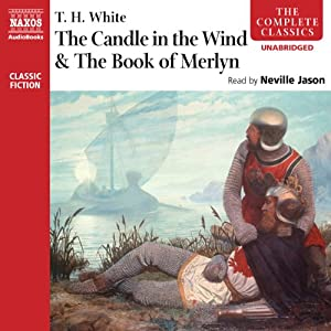 The Candle in the Wind and The Book of Merlyn Audiobook