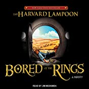 Bored of the Rings: A Parody | [The Harvard Lampoon]
