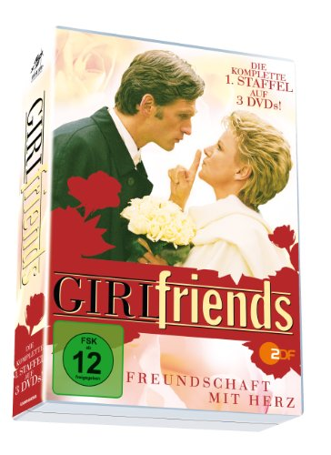 Girlfriends - die komplette 1. Staffel (3 DVDs)