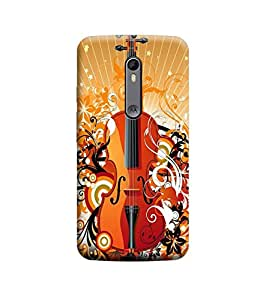 Kratos Premium Back Cover For Motorola Moto X Style