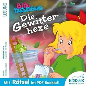 Die Gewitterhexe (Bibi Blocksberg) Hörbuch