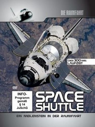 Space Shuttle - Metallbox, DVD