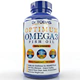 Dr. Tobias Omega 3 Fish Oil Triple Strength 180 Caps