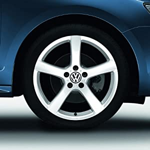 "VW GOAL 17""X7.5"" ALLOY WHEEL"