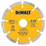 DEWALT DW4713 Industrial Cutting Segmented Price