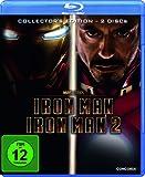 Iron Man 1+2 [Blu-ray]