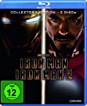 Iron Man / Iron Man 2 [Blu-ray] [Coll...