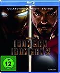 Iron Man / Iron Man 2 [Blu-ray] [Coll...