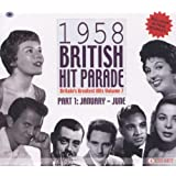 The 1958 British Hit Parade Part One: January - Juneby Various Artists