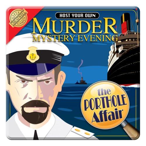 Cheatwell Murder Mystery Game